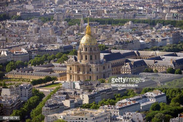 CONTENT] The complex known as the Hôtel des Invalides was founded in 1671 by Louis XIV the Sun King He wanted to provide accommodation for disabled...