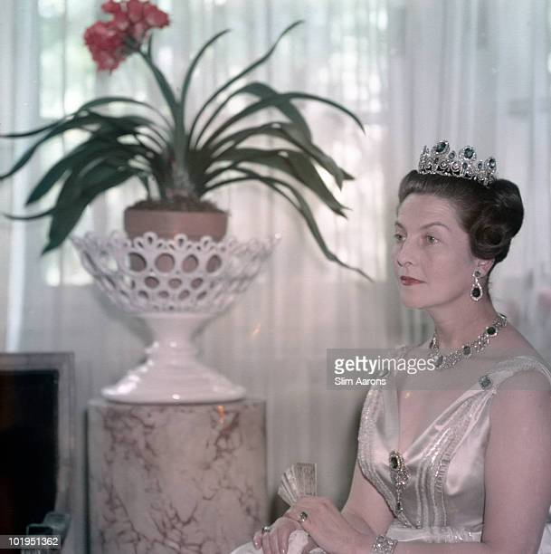 The Comtesse de Paris 1956