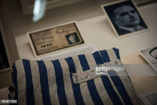 The concentration camp Sachsenhausen on July 19 in Berlin Germany Sachsenhausen is a Nazi concentration camp completed in September 1938 in the area...