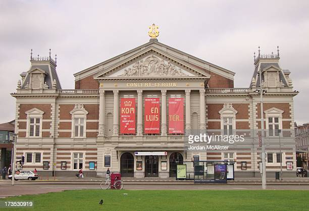 """The Concertgebouw is a concert hall in Amsterdam, the Netherlands. The Dutch term """"concertgebouw"""" literally translates into English as """"concert..."""