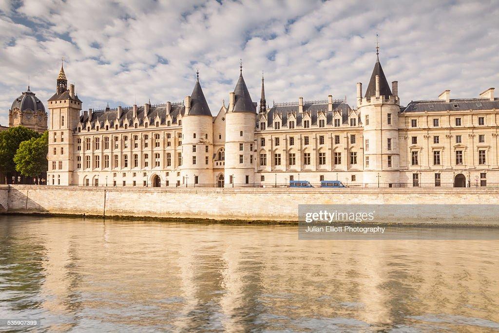 The Conciergerie in Paris, France : Stock Photo
