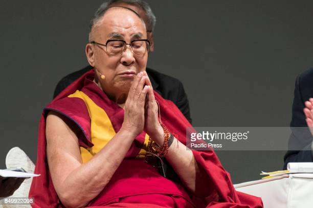 The conference in Palermo of the XIV Dalai Lama Tenzin Gyatso XIV Dalai Lama Tenzin Gyatso returns to Palermo After more than twenty years XIV Dalai...