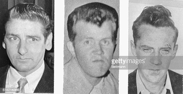 2/24/1967 The confessed Boston Strangler Albert H DeSalvo 35 and two other inmates George Harris and Frederick Erickson 41 escaped from Bridgewater...