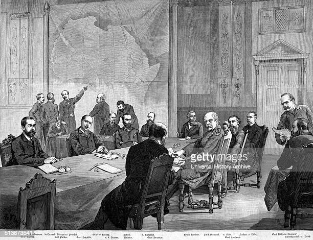 The Congo conference 18841885 Berlin laid the basis for the scramble for Africa