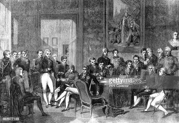 The Congress of Vienna 1856 The Congress of Vienna was a conference held between November 1814 and June 1815 Its purpose was to settle issues and...