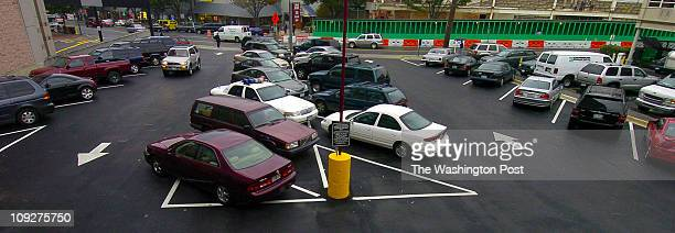 The Connor Building parking lot in Bethesda on Woodmont Ave Tenants of the Connor Building in Bethesda refer to the tow truck drivers as parking...