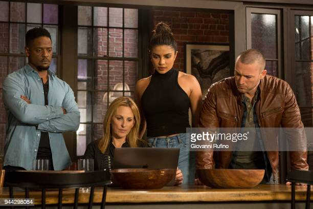 QUANTICO 'The Conscience Code' It's been three years since American hero Alex Parrish has had to navigate the dangerous waters of the Central...