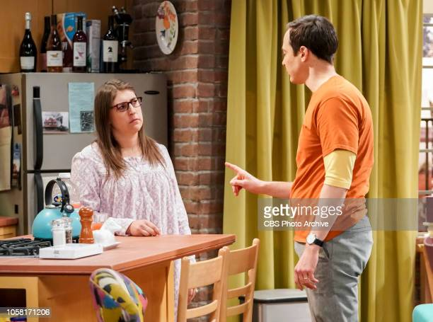 'The Consummation Deviation' Pictured Amy Farrah Fowler and Sheldon Cooper Sheldon tries to bond with Amy's father but when Wolowitz lures Mr Fowler...