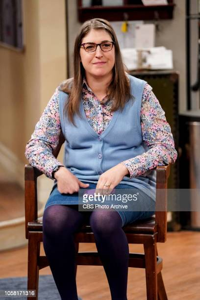 'The Consummation Deviation' Pictured Amy Farrah Fowler Sheldon tries to bond with Amy's father but when Wolowitz lures Mr Fowler away with magic...