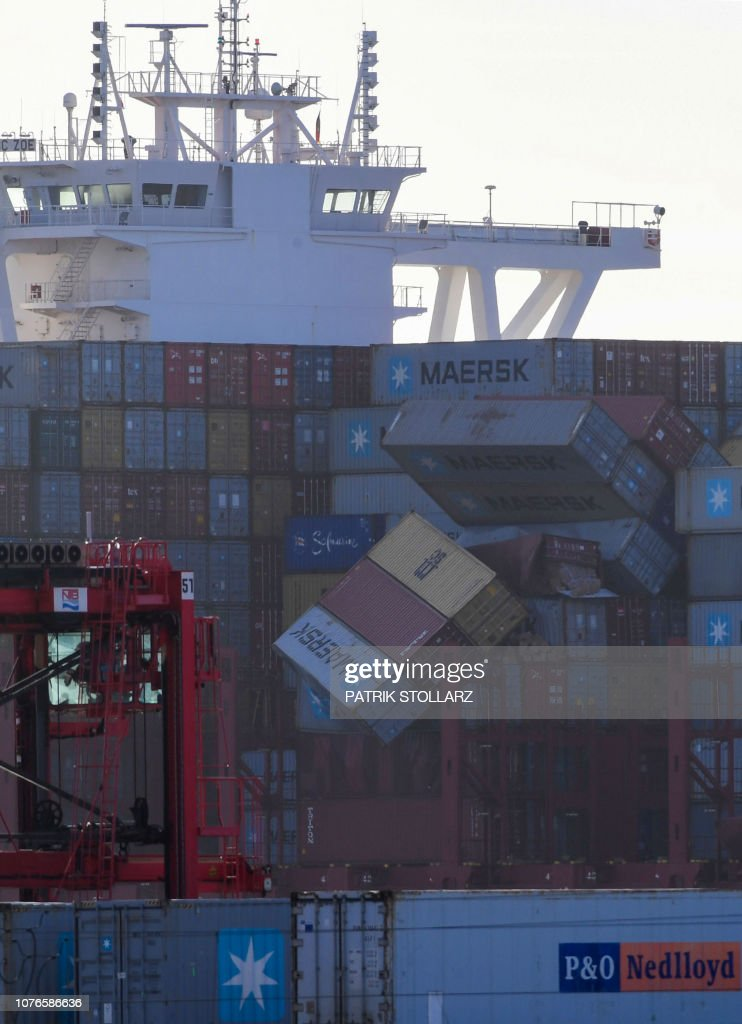 GERMANY-NETHERLANDS-TRANSPORT-ACCIDENT : Nachrichtenfoto