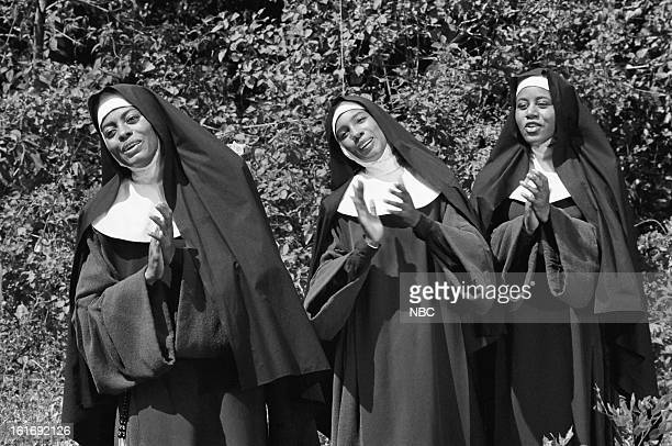 TARZAN The Convent Episode 15 Pictured Diana Ross as Sister Therese Mary Wilson as Sister Mary Cindy Birdsong as Sister Ann