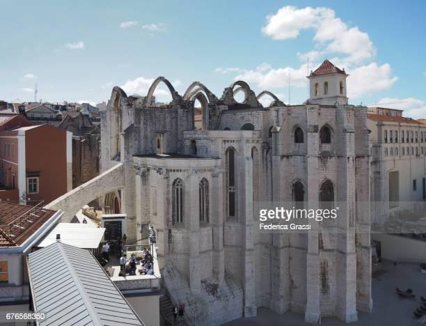 The Convent of Our Lady of Mount Carmel (Convento da Ordem do Carmo)