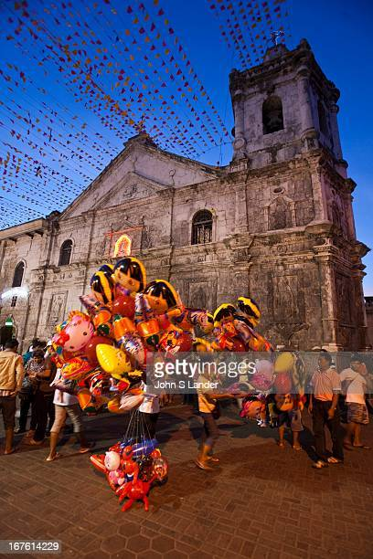 The convent of the Sto Nino de Cebu was founded by Fr Andres de Urdaneta in 1565 the very day the Legazpi expedition arrived on the island When...