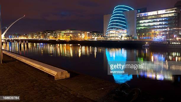 The Convention Centre Dublin (CCD) in the Dublin D