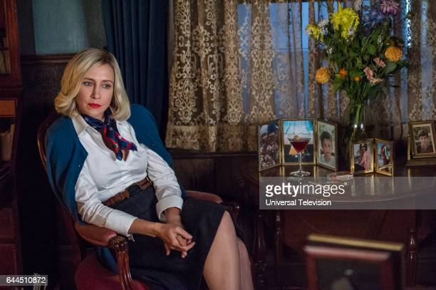 MOTEL 'The Convergence of Twain' Episode 502 Pictured Vera Farmiga as Norma Bates