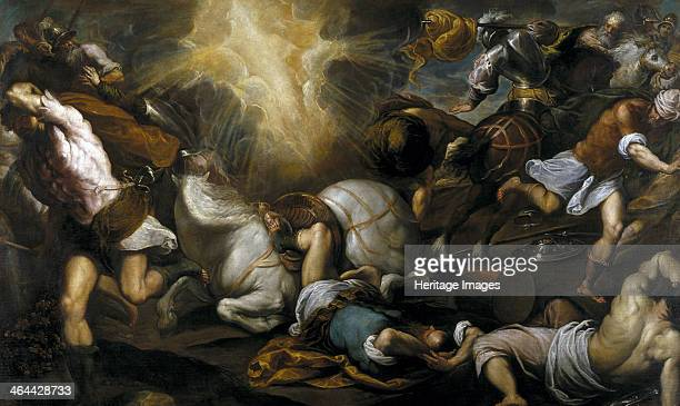 The Conversion of Saint Paul 1592 Found in the collection of the Museo del Prado Madrid