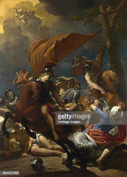 The Conversion of Saint Paul 1662 Found in the collection of the National Gallery London