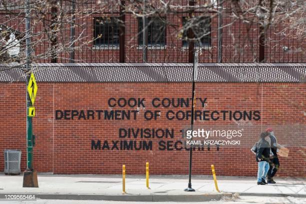 IL: 387 Known Coronavirus Cases Linked To Cook County Jail In Chicago