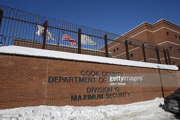 The Cook County Jail is seen in Chicago February 7 2014