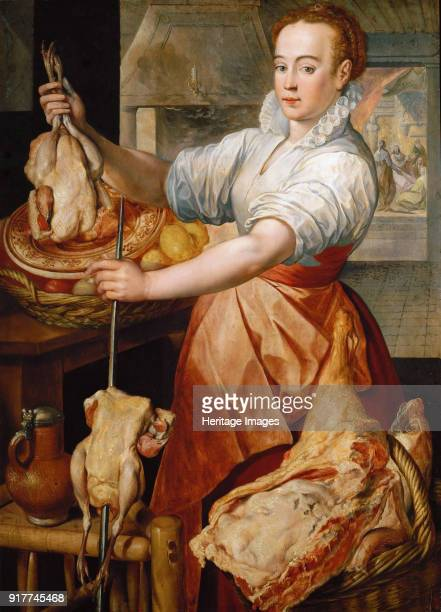 The Cook Found in the Collection of Art History Museum Vienne