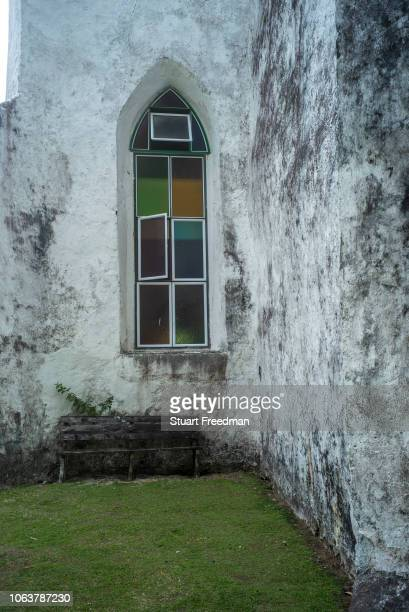 The Cook Island Christian Church in Avarua, Rarotonga, The Cook Islands. Rarotonga is the capital and the most populous island of the Cook Islands....