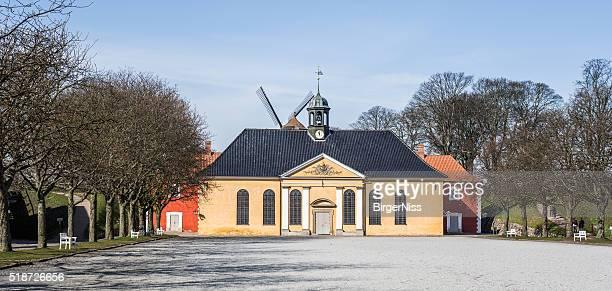 The Copenhagen Citadel Church - Kastellet