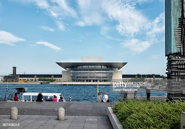 The Copenhagen Opera House is the national opera house of Denmark, and among the most modern opera houses in the world. It is also one of the most...