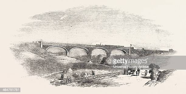 The Cork And Bandon Railway The Chetwood Viaduct Ireland