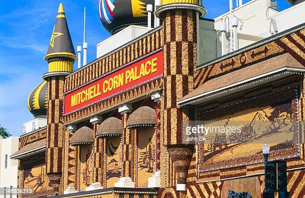 The Corn Palace.