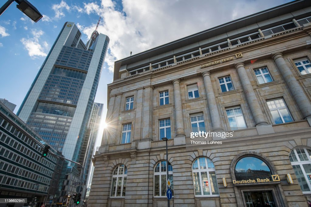 DEU: Commerzbank And Deutsche Bank To Possibly Merge