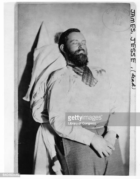Corpse Of Jesse James Pictures Getty Images