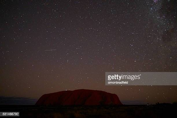The Cosmos Over Uluru