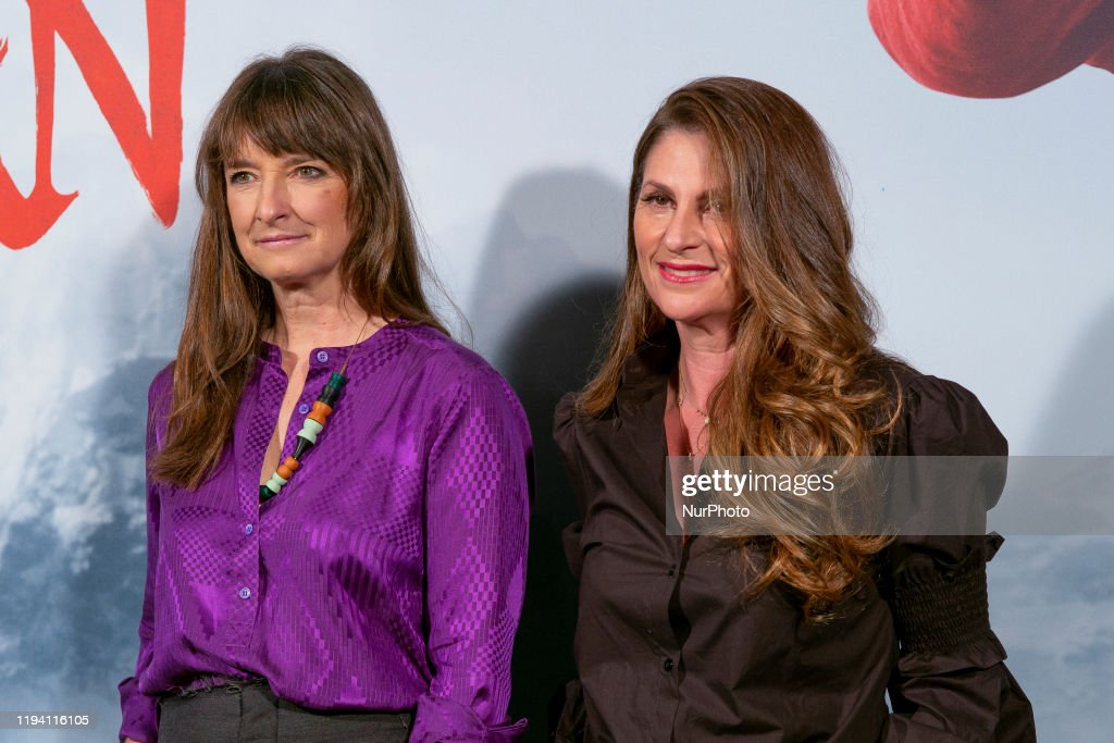The Costume Designer Of The Film Bina Dailinger And The Film News Photo Getty Images