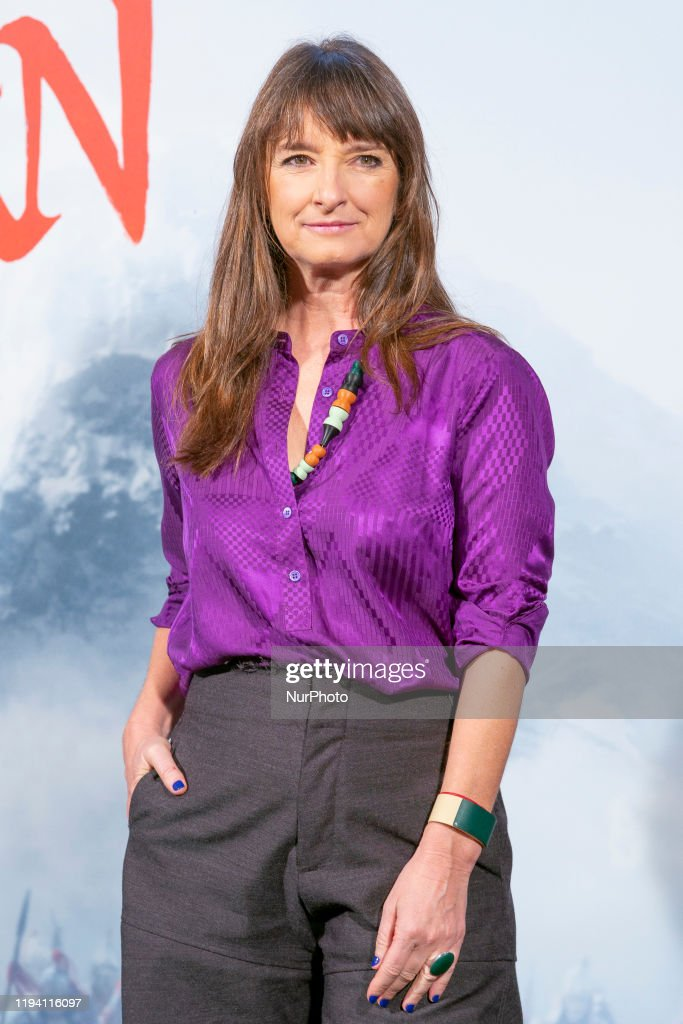 The Costume Designer Of The Film Bina Dailinger Pose For The News Photo Getty Images
