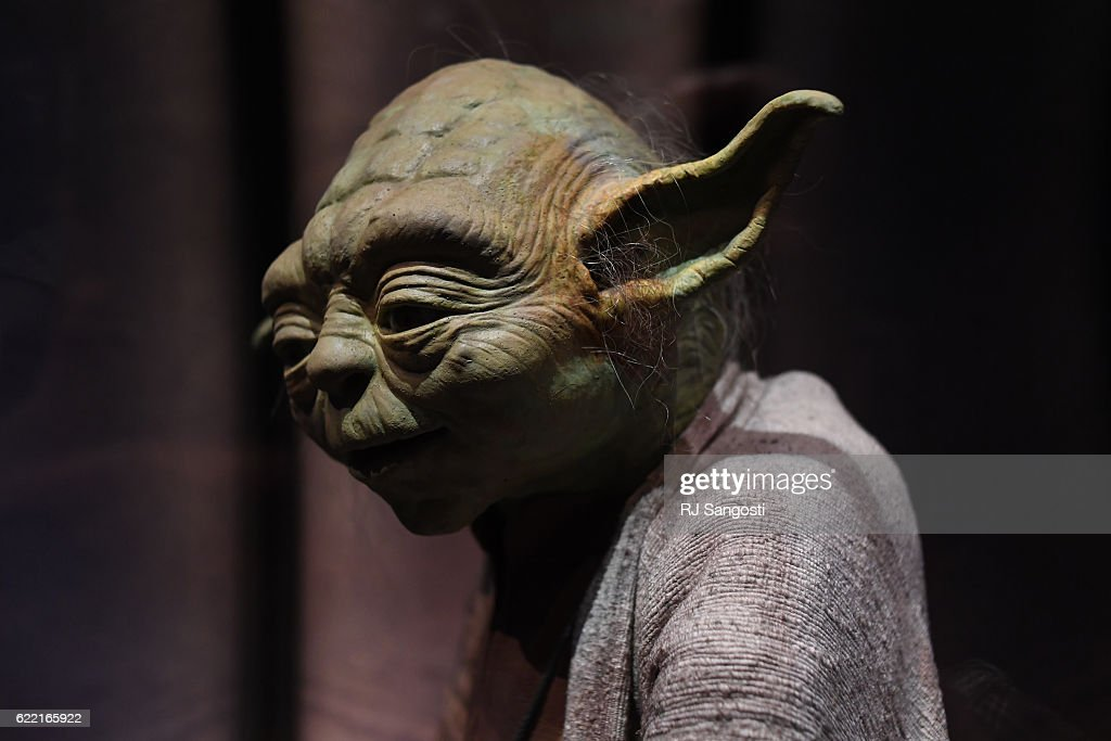 Star Wars and The Power of Costume : News Photo