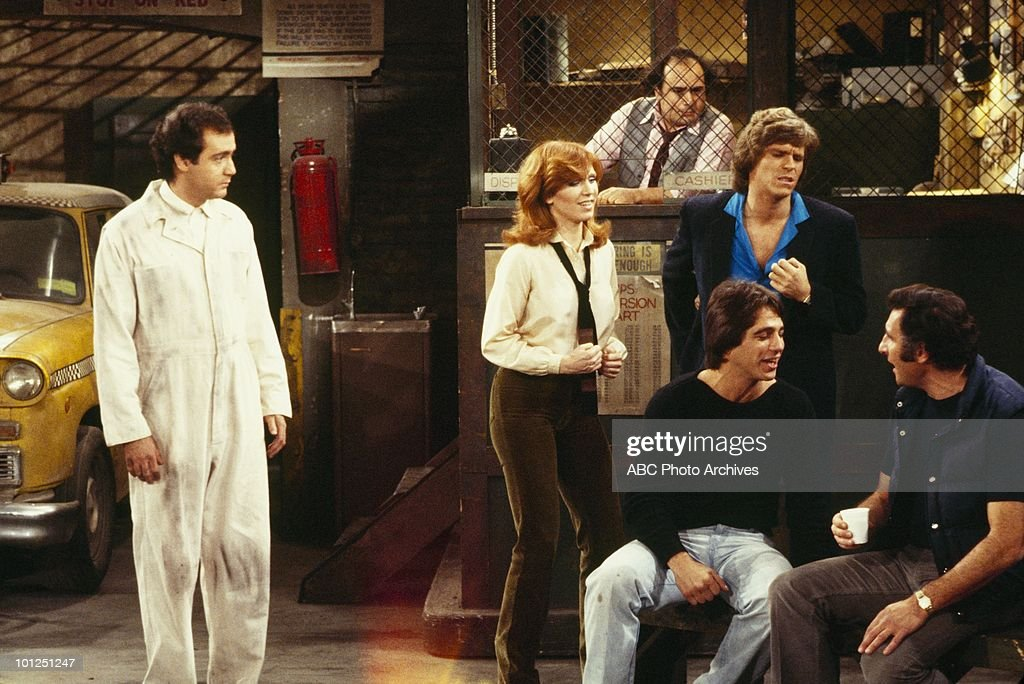 TAXI - 'The Costume Party' which aired on February 19, 1981. (Photo by ABC Photo Archives/ABC via Getty Images) ANDY