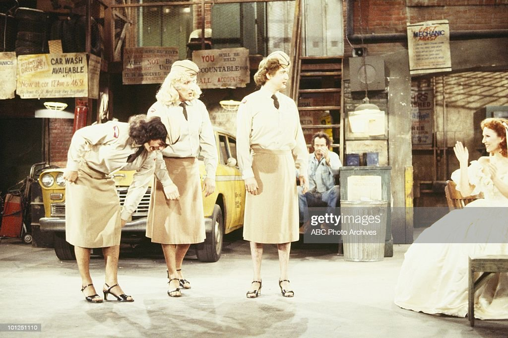 TAXI - 'The Costume Party' which aired on February 19, 1981. (Photo by ABC Photo Archives/ABC via Getty Images) TONY