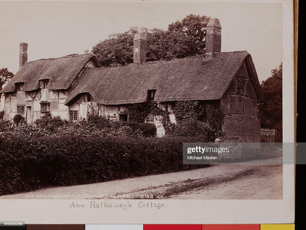 Anne Hathaway's Cottage : Fotografía de noticias