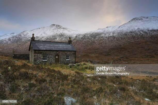 The Coulags Bothy.