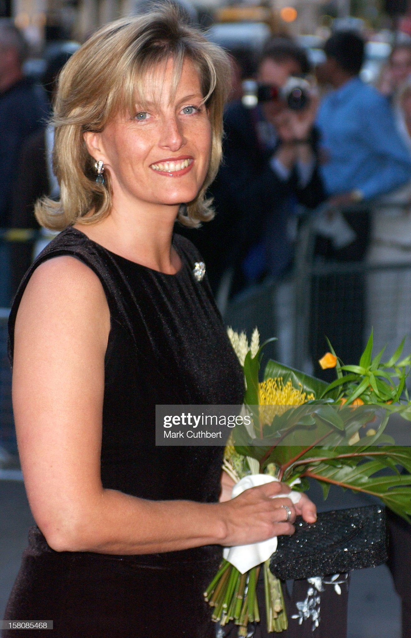 The Countess Of Wessex Opens The Plaza Apollo Cinema : News Photo