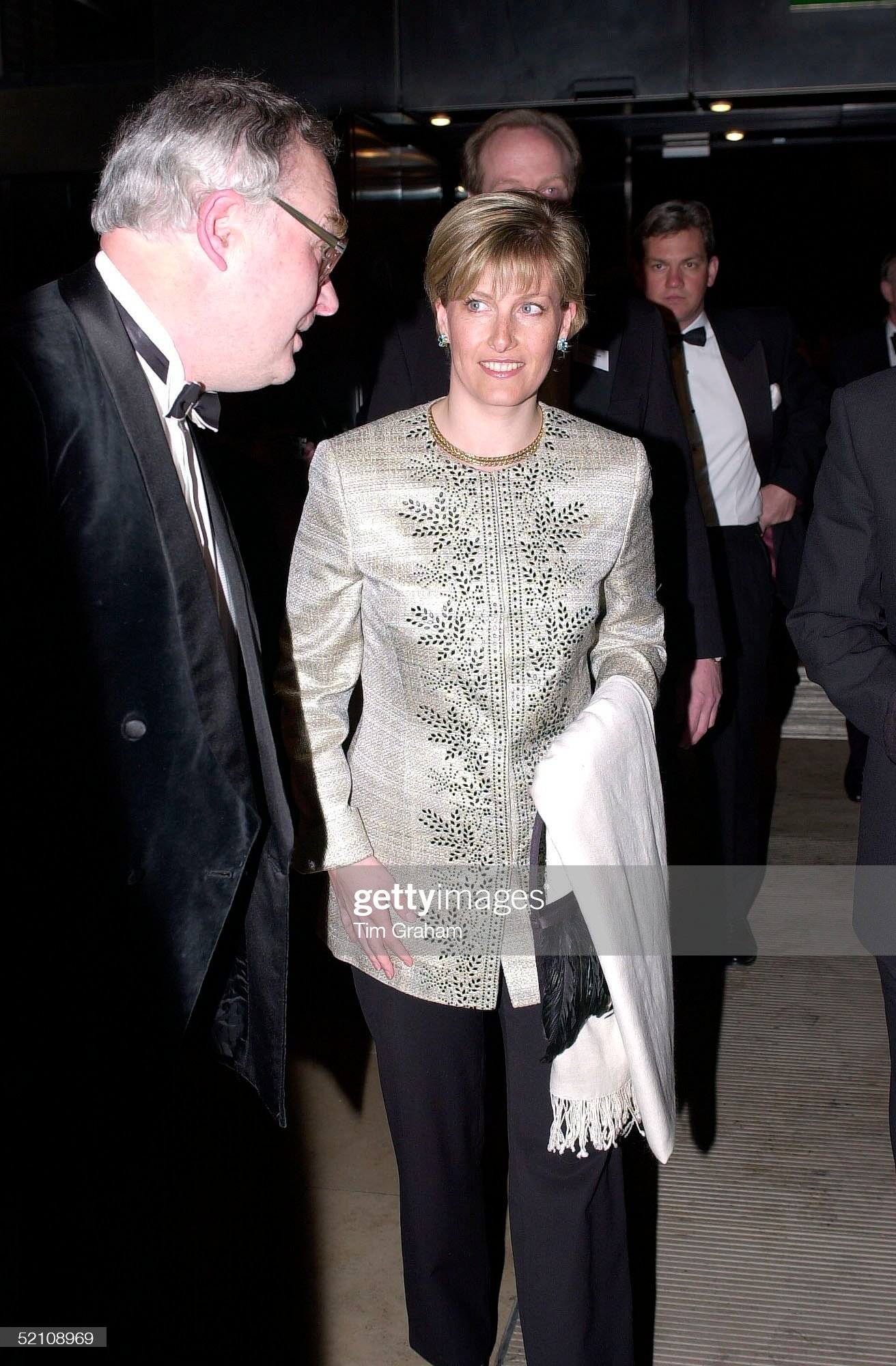 Sophie Wessex At Gala : News Photo