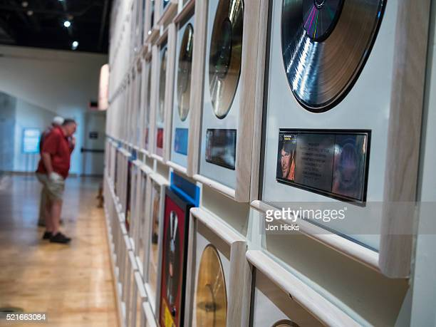 The Country Music Hall of Fame and Museum in Nashville.