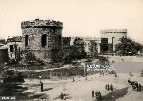 The Courthouse Carlisle United Kingdom photograph by James Valentine ca 1880