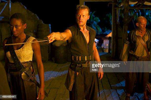Tracy Ifeachor as Nenna David Hoflin as Charles Rider Ezra Buzzington as Eisengrim