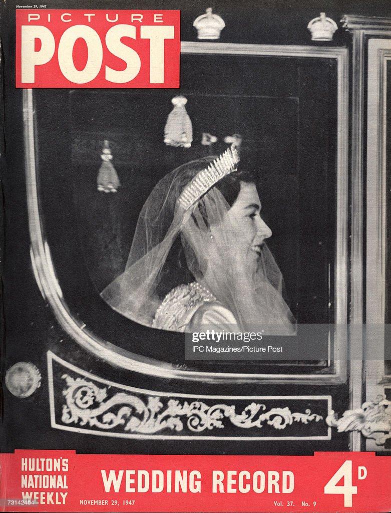 Royal Wedding Issue : News Photo