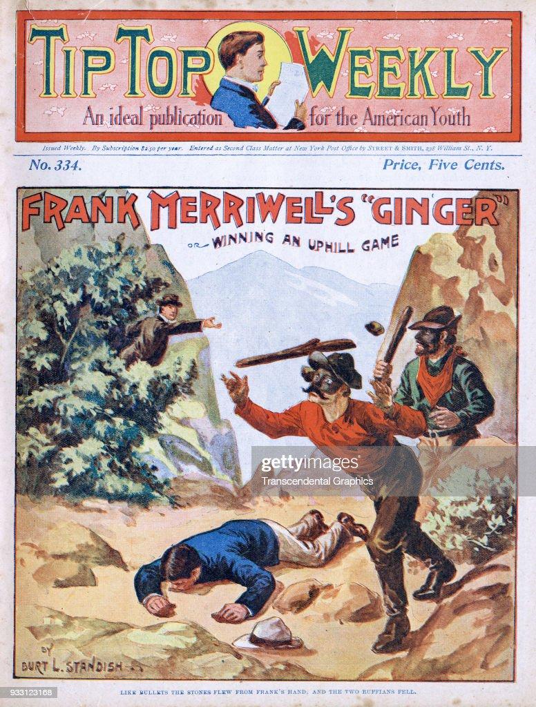 Tip Top Weekly Cover September 6 1902 Nachrichtenfoto