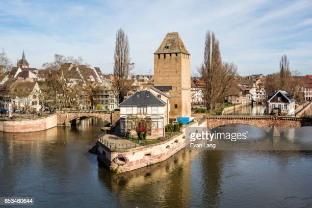 The Covered Bridges - Stasbourg