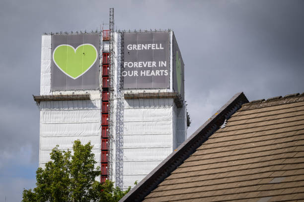 GBR: UK Government Considers Pulling Down Fire Damaged Grenfell Tower