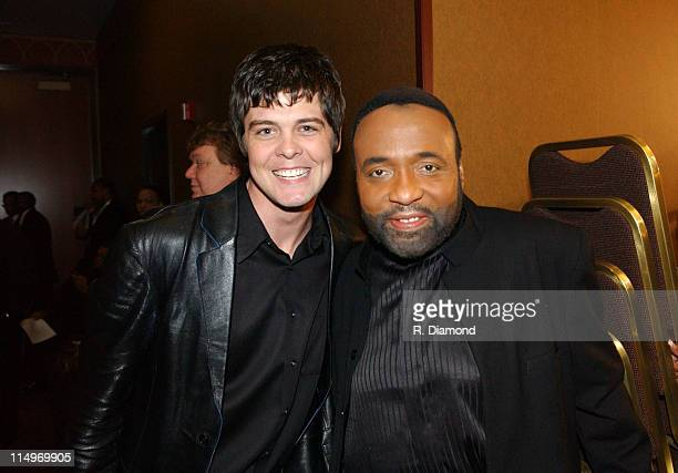 The Crabb Family and Andrae Crouch during The Recording Academy Presents 2005 GRAMMY Salute to Gospel Music at West Angeles Church in Los Angeles...