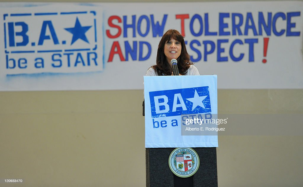 "WWE & The Creative Coalition's Rally To Support The ""be a Star"" Anti-Bullying Alliance"
